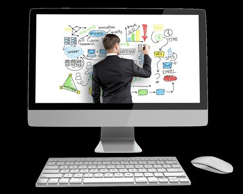 wordpress webdesign foto