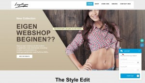 een foto van website bouwen wordpress over webshop wordpress
